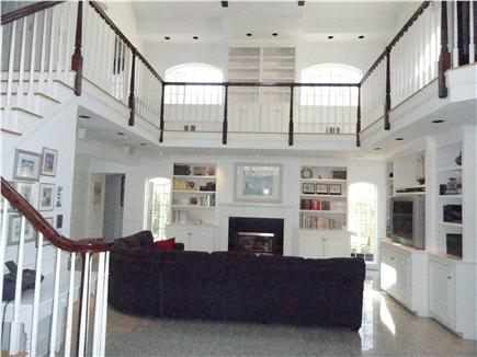 North Eastham Cape Cod vacation rental - Great room.... contemporary casual elegance