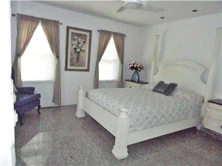 Eastham Cape Cod vacation rental - 1st floor master bedroom