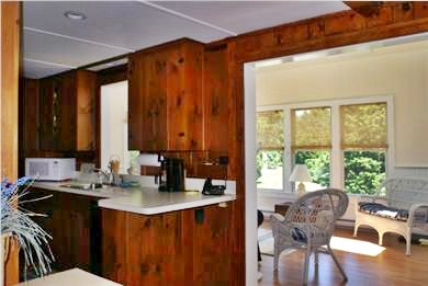 Eastham Cape Cod vacation rental - Kitchen/sunroom