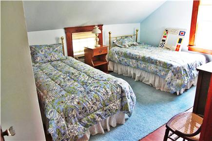 Dennis Cape Cod vacation rental - Bedroom w twin beds