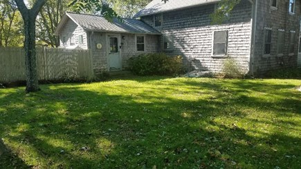 Dennis Cape Cod vacation rental - Large Backyard