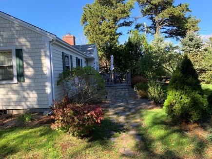 Eastham Cape Cod vacation rental - Main Entrance, Front Porch