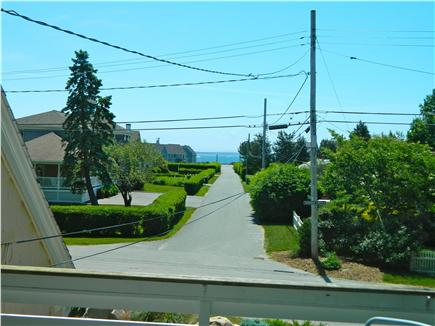 Falmouth Cape Cod vacation rental - View from deck