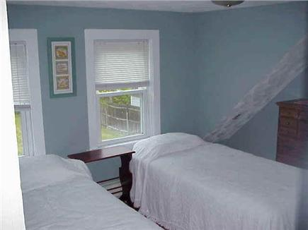 Falmouth Cape Cod vacation rental - Bedroom 1 with two twins
