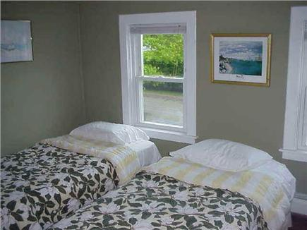 Falmouth Cape Cod vacation rental - Bedroom 2 with two twins