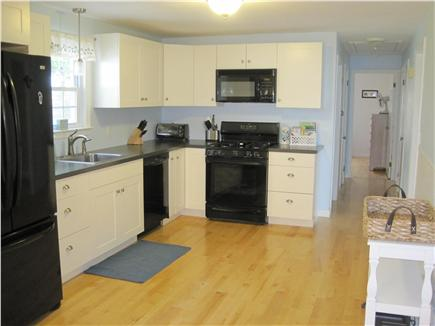 Dennis Cape Cod vacation rental - Fully applianced kitchen