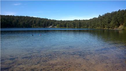 Wellfleet Cape Cod vacation rental - Duck Pond
