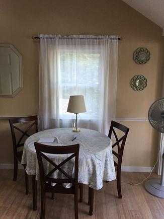 Mashpee Cape Cod vacation rental - Eat in kitchen