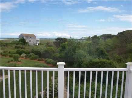 West Yarmouth Cape Cod vacation rental - Views of Seagull Beach from the deck