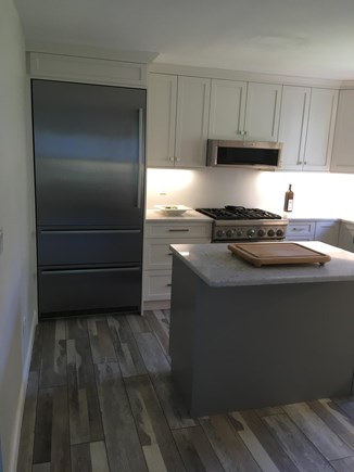West Yarmouth Cape Cod vacation rental - Fully applianced Kitchen with cookware, silverware, and glassware