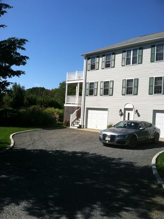 West Yarmouth Cape Cod vacation rental - Front view parking for 2 vehicles