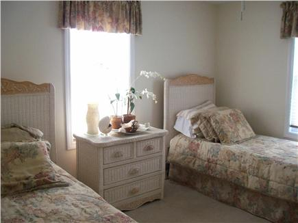 West Yarmouth Cape Cod vacation rental - 2nd floor bedroom with 2 single beds