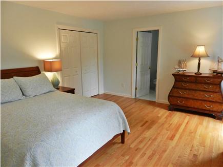 Wellfleet Cape Cod vacation rental - Bedroom downstairs - Queen Bed