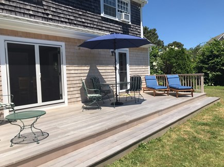 Chatham Cape Cod vacation rental - Relax here at the end of the day.