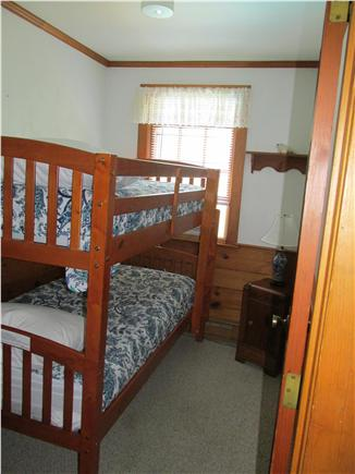 Brewster, The Highlands on Seymours Pond Cape Cod vacation rental - Bedroom (bunkbed with 2 twin size beds)