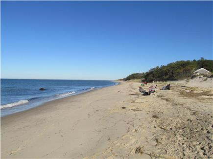 Brewster, The Highlands on Seymours Pond Cape Cod vacation rental - Breakwater Beach (3 miles away)