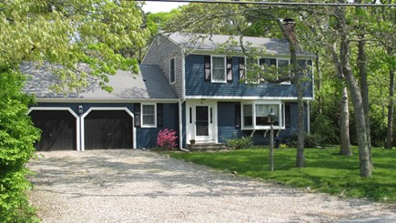 Brewster, The Highlands on Seymours Pond Cape Cod vacation rental - Front of House