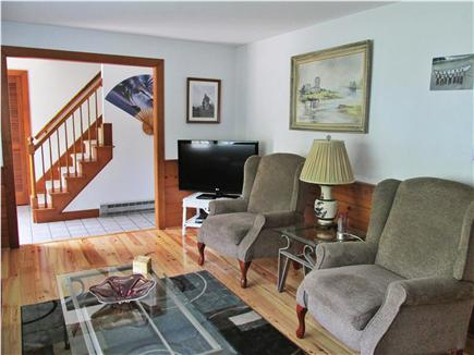 Brewster, The Highlands on Seymours Pond Cape Cod vacation rental - Living Room