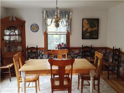 Brewster, The Highlands on Seymours Pond Cape Cod vacation rental - Dining Area