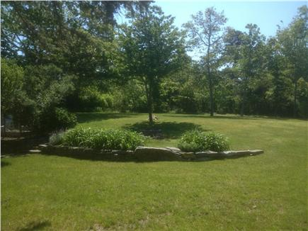 Brewster Cape Cod vacation rental - Side Yard