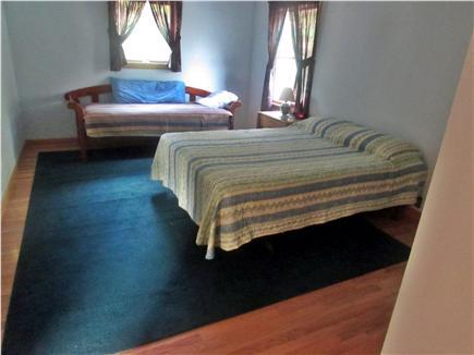 Truro Cape Cod vacation rental - Master Bedroom from Door