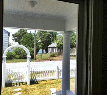 West Yarmouth Cape Cod vacation rental - Beautiful View out Front Door