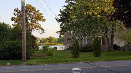 West Yarmouth Cape Cod vacation rental - View from Front Door