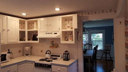 West Yarmouth Cape Cod vacation rental - Kitchen and Appliances for a Home Cooked Meal