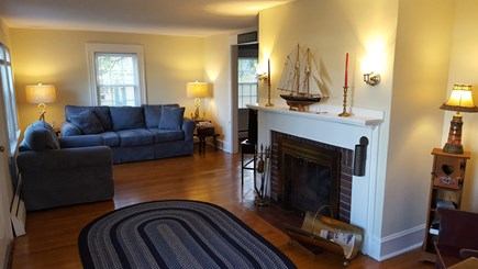 West Yarmouth Cape Cod vacation rental - Large Front Living Room