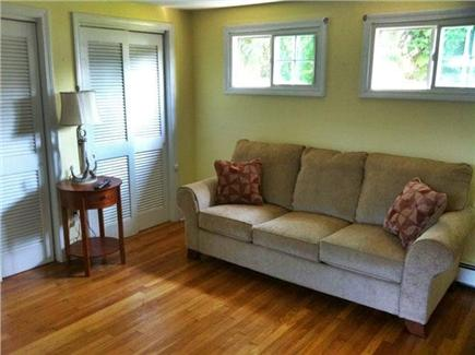 West Yarmouth Cape Cod vacation rental - Family Room with Sleeper Sofa