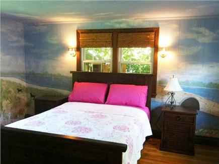 West Yarmouth Cape Cod vacation rental - Large Private Master Bedroom with New Mattress and Bedding