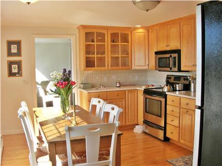 Chatham Cape Cod vacation rental - Kitchen with seating for 6