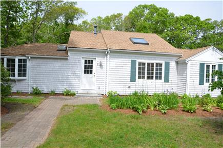 South Yarmouth Cape Cod vacation rental - 3 BR w/ spacious yard, deck & outdoor shower on a quiet St.