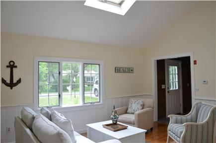 South Yarmouth Cape Cod vacation rental - Family room - high ceilings