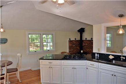 South Yarmouth Cape Cod vacation rental - Kitchen & Sitting Area