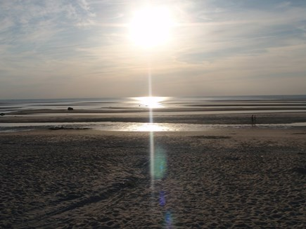Orleans Cape Cod vacation rental - Skaket Beach at Just 2/10ths of a mile