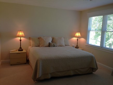 Orleans Cape Cod vacation rental - Mstr w King EnSuite w Soaking Tub, Separate Shower & double sinks