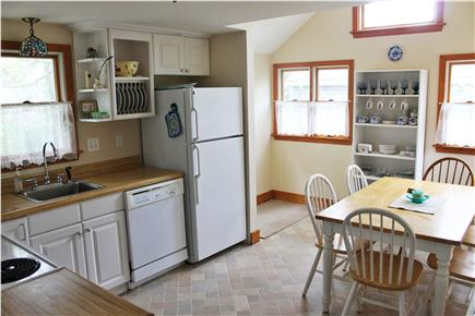 Soulth Chatham Cape Cod vacation rental - Kitchen in Main House