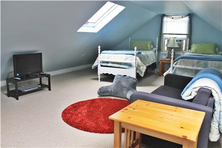 Soulth Chatham Cape Cod vacation rental - 3 Twin Beds and 1 Futon in loft at Main House