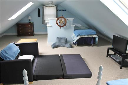 Soulth Chatham Cape Cod vacation rental - Loft in Main House
