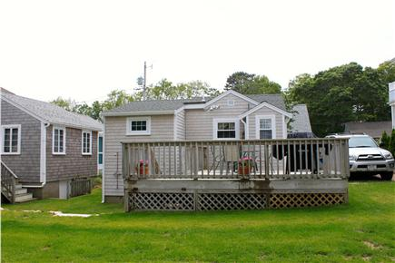 Mashpee Cape Cod vacation rental - Enjoy a Cookout, or Relax on the Large Deck