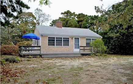 North Eastham Cape Cod vacation rental - PRIVACY AND A SHORT WALK TO BEACH!