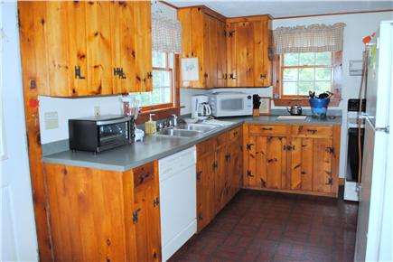 North Eastham Cape Cod vacation rental - Spacious kitchen with plenty of counter space