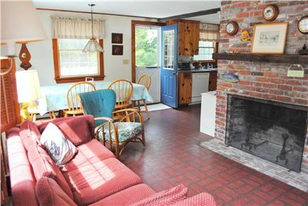 North Eastham Cape Cod vacation rental - Comfortable open floor plan
