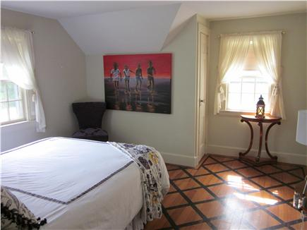 East Orleans Cape Cod vacation rental - Queen Size Bedroom-Upstairs