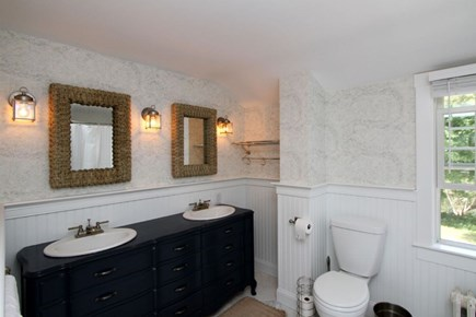 East Orleans Cape Cod vacation rental - Upstairs Bathroom (Bathroom 1 of 4)