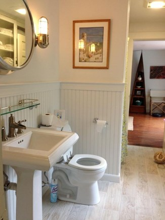 East Orleans Cape Cod vacation rental - Main Floor Bathroom (Bathroom 2 of 4)