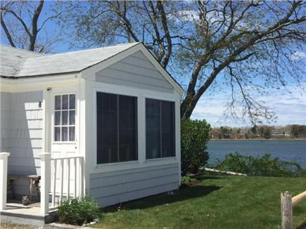 South Dennis Cape Cod vacation rental - Cottage is newly updated, directly on the ocean ~ private beach