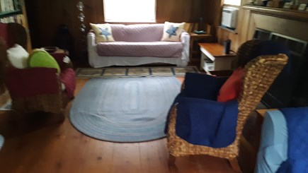 Chatham Cape Cod vacation rental - Living room area.