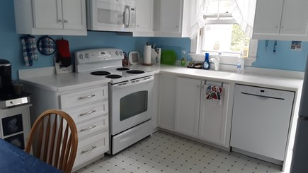 Chatham Cape Cod vacation rental - Kitchen area built in 2017